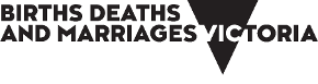 Births Deaths & Marriages Victoria - Home